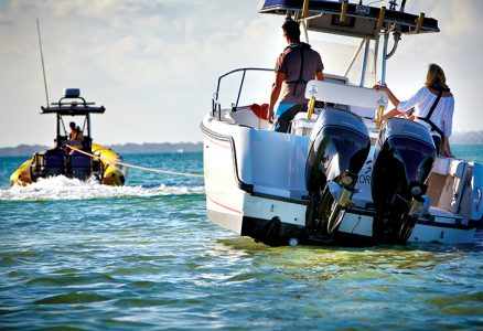 Marine Towing Services
