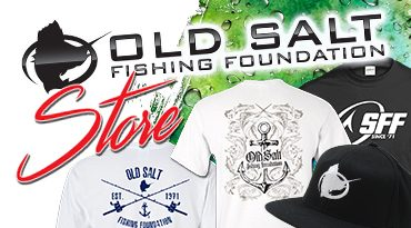Shop the Old Salt Fishing Foundation Store