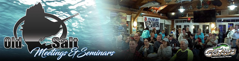 Fishing Seminar and Meeting