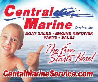 Old salt Tournament Sponsor - Central Marine