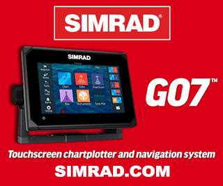 Simrad Marine Electronics - Old Salt Sponsor