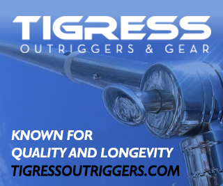 Old Salt Tournament Sponsor - Tigress Outriggers and Gear