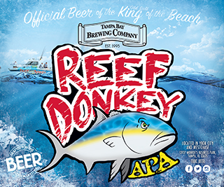 Reef Donkey Banner – 1