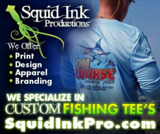 Get Your Fishing Team Apparel at Squid Ink Productions