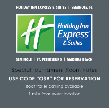 holiday inn express supports old salt fishing