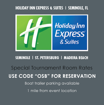 holiday inn express is a sponsor of old salt fishing foundation
