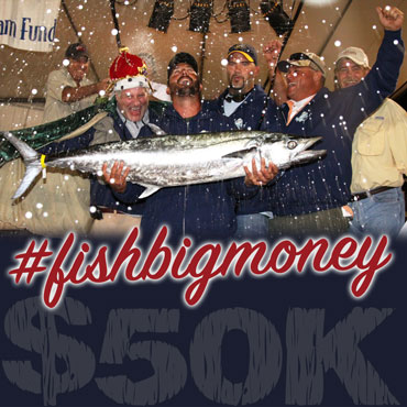fish the richest kingfish tournament in the world