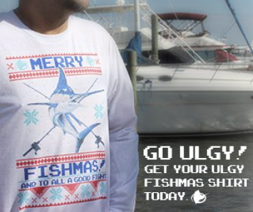 Get Your Ugly Fishmas Tees