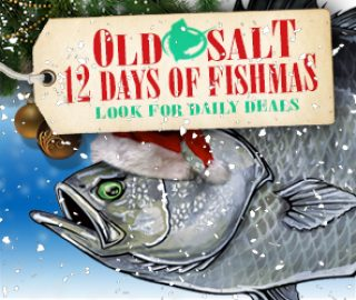Old Salt 12 Days of Fishmas