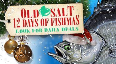 Old Salt 12 Days of Fishmas