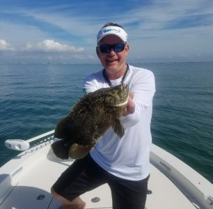 fishing for tripletail