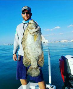 fishing for tripletail