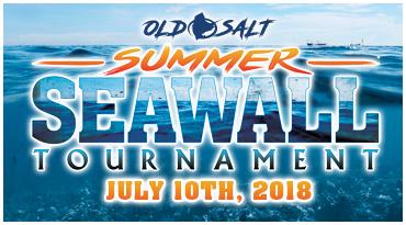 Old Sakt Seawall Fishing Tournament