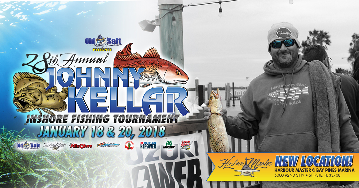 johnny kellar inshore fishing tournament