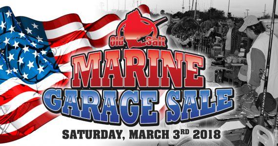 Old Salt Marine Garage Sale @ Madeira Beach Florida