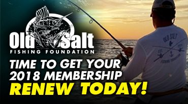 Join the crew - become and Old Salt Member
