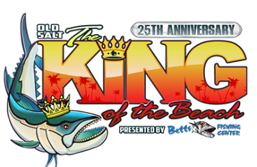 Old Salt King of the Beach Kingfish Tournament