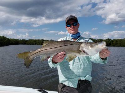 Spring fishing on Tampa Bay