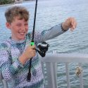 Summer Camp Fishing in Madeira Beach