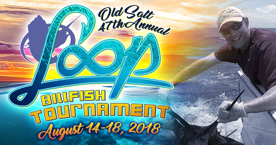 Fish The Old Salt Loop Tournament - The Iron man Of Billfish Tournaments