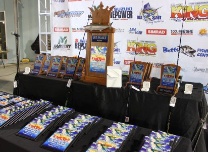 tournament payouts include awesome trophies and plaques