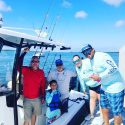 Special Needs Kids Fishing with Old Salts