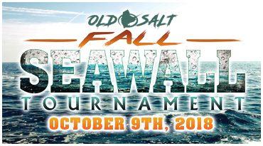 Fish The Seawall Tournament