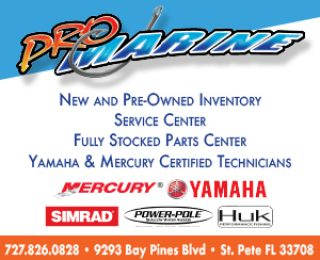 fishing boats and service from pro marine
