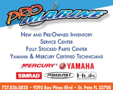 Fishing boats - Service and parts from Pro Marine