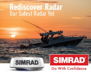 Simrad Marine Electronics for fishing boats