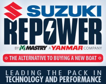 Repower Your Fishing Boat with a Suzuki Outboard Motor