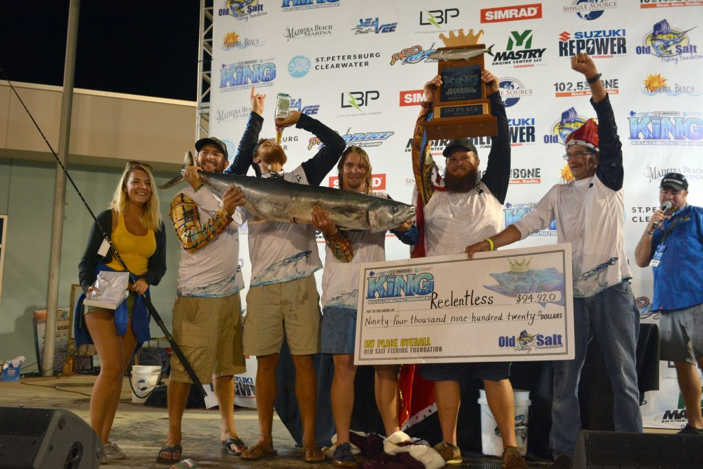 Winners - Old Salt 2018 Fall King of the Beach