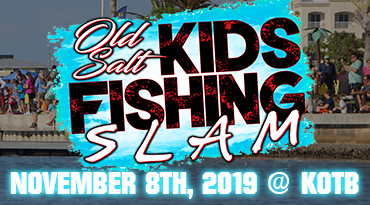 old salt kids fishing event