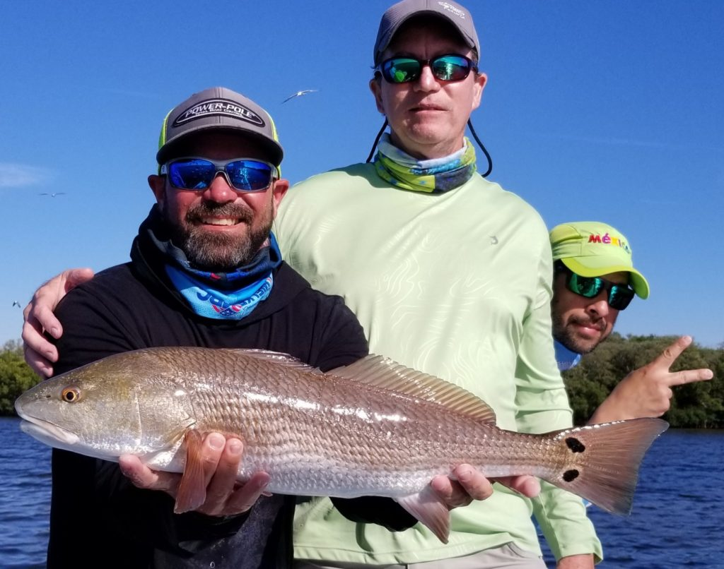 March Tampa Bay fishing report