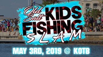 2019 Old Salt Kids Fishing Slam