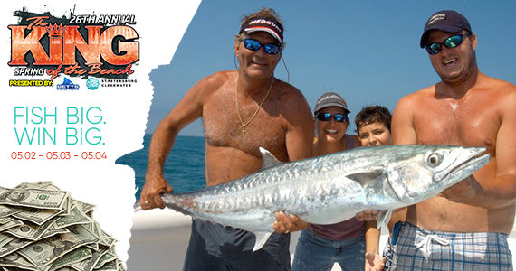 King Mackerel fishing tournament in florida
