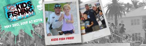 Free Kids fishing tournament