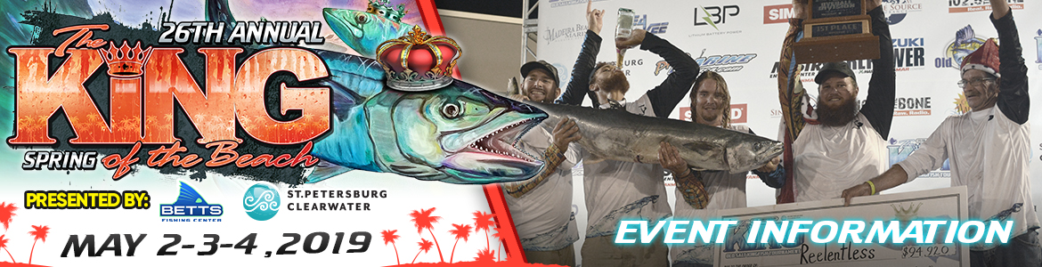 3 day waterfront festival and fishing tournament