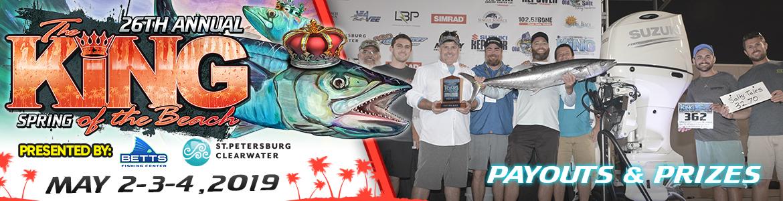 fishing tournament prize money
