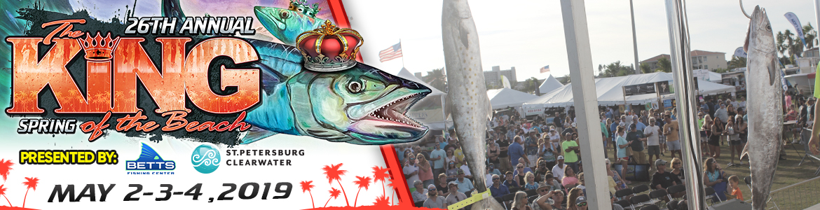 26th Annual Old Salt Spring King of the Beach Fishing Tournament