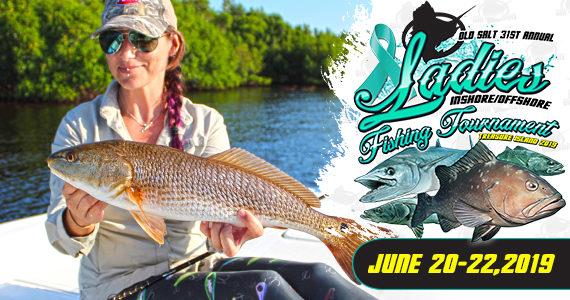 Ladies fishing tournament in florida