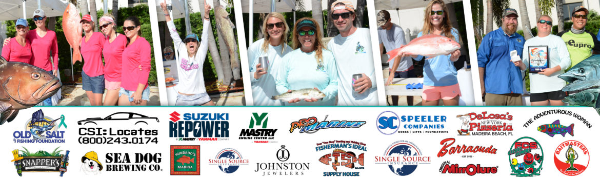 Ladies Fishing Tournament Sponsors