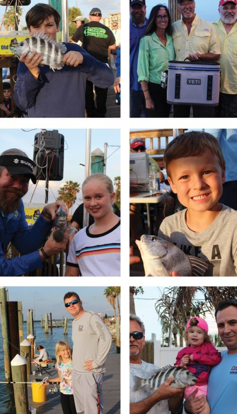youth anglers love seawall fishing