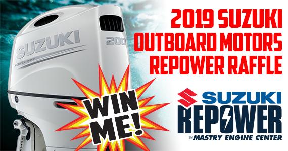 Win A Suzuki Repower Package
