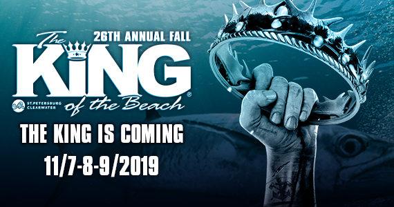 Old Salt King of the Beach Kingfish Tournament