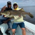 The big girls are biting! Tampa Bay Fishing Report with Captain Travis
