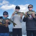 "Watch the ""W's"" In December – Capt. Travis Fishing Report"