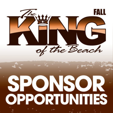 become a sponsor for the old salt king of the beach