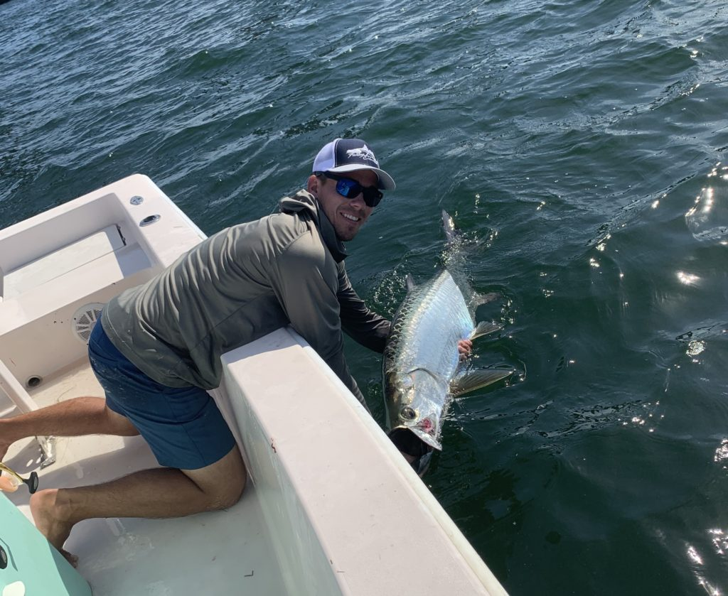 tarpon fishing on florida's west coast