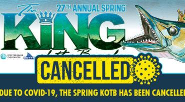 fish the Spring King Mackerel Fishing Tournament